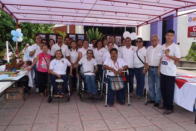 CECATI 86 bajo la dirección de José Igancio Monzón Pérez participando en el evento.