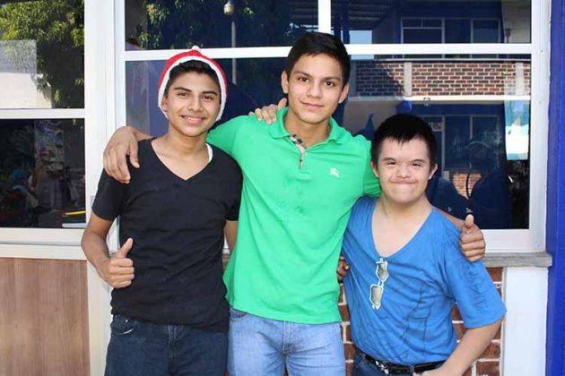 Alexis Chanona, Alejandro Chacón, Rodrigo Chagoya.