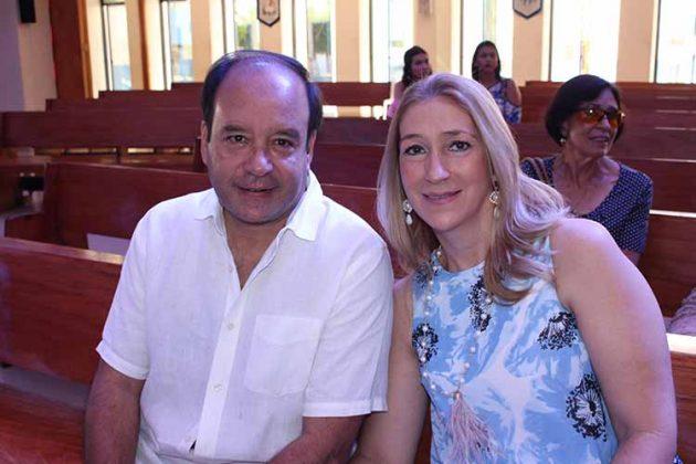 Jorge Wong, Marisela Bracamontes.