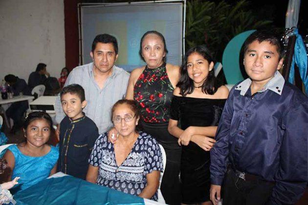 Familia Morales López