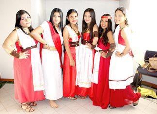 Grecia Hernández, Ximena Rendón, Dariana Damián, Valeria Anaya, Naomi Martínez, Fernanda Ornelas.
