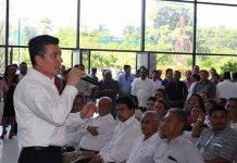 Rutilio Escandón Cadenas, Magistrado Presidente del Tribunal Superior de Justicia del Estado de Chiapas.