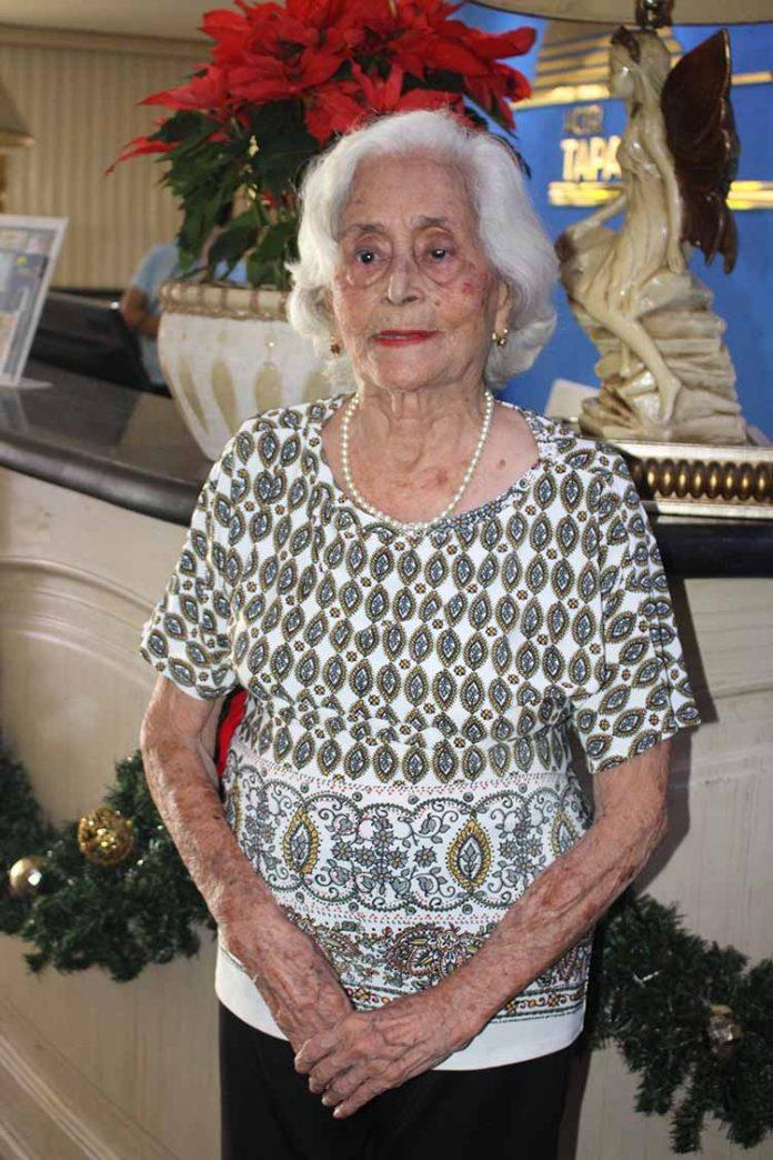 Lalita Sánchez.