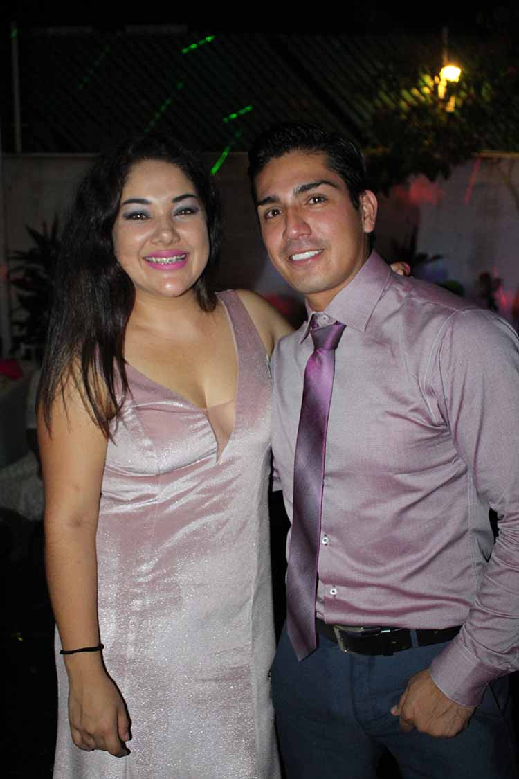 Estrella Olivier, Gilberto Moreno.