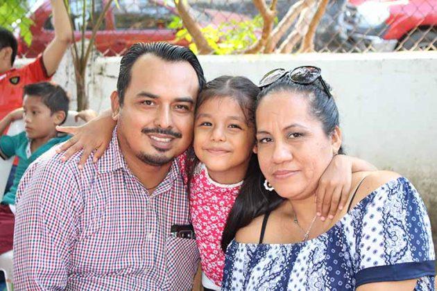 Familia González Santos.
