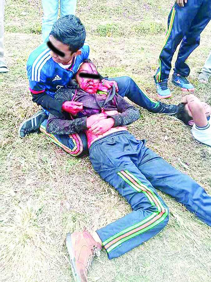 Una Jovencita Muerta y Tres Heridos en Accidente