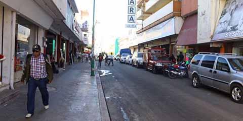 Centro de Tuxtla Libre de Ambulantes Reconoce Comercio Organizado