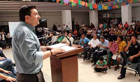 Garantiza Fernando Castellanos un Gobierno más Incluyente