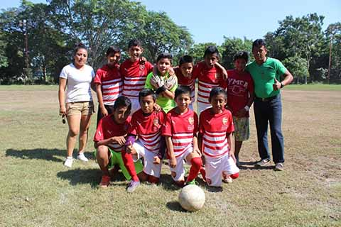 Empatan KND y Deportivo Toledo