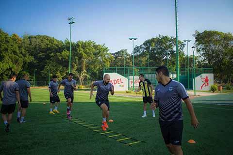 Invitan a Soccer Training