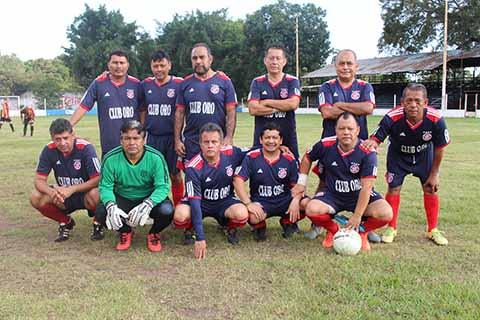Club Oro a la Final