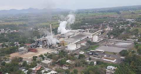 Industria Azucarera Genera Mil 300 mdp al Año en el Soconusco