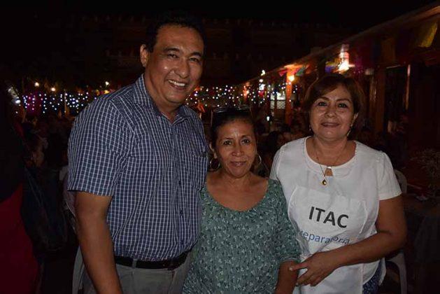 Martín Ruiz Redondo, Ivonne Sarmiento, Marbella de Serrano.