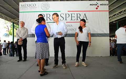 Encabeza Velasco Intensa Gira de Trabajo en Tapachula