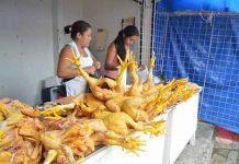 Comerciantes Incrementarán Precio del Pollo Para Navidad