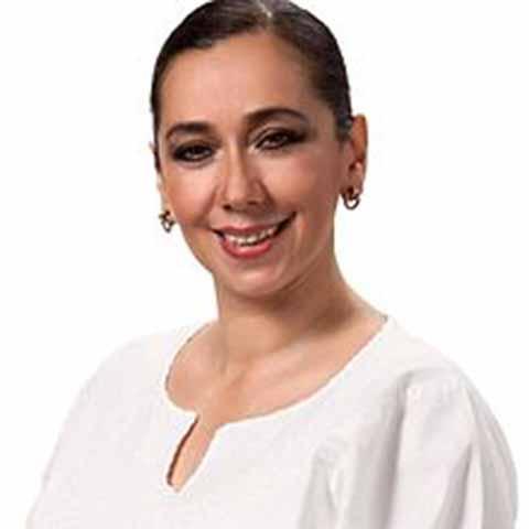 Destapan a María Elena Orantes Para Contender a la Gubernatura