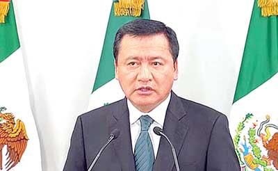 Que la no Impunidad y la Justicia Eviten Asesinatos, Pide Osorio Chong