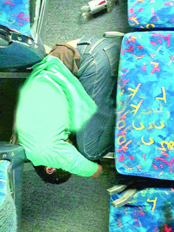 Asesinaron a Pasajero en Asalto a un Autobús