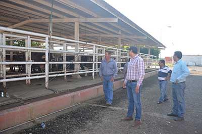 Ganaderos de la Costa Visitan Instalaciones del Rastro Regional de Tapachula