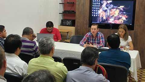 Participa Fiscalía en Reunión con Empresarios de Tapachula