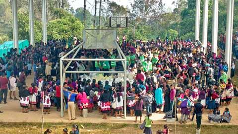 Apoyo Extraordinario a Chalchihuitán y Chenalhó Estará el Tiempo que sea Necesario: Aranda