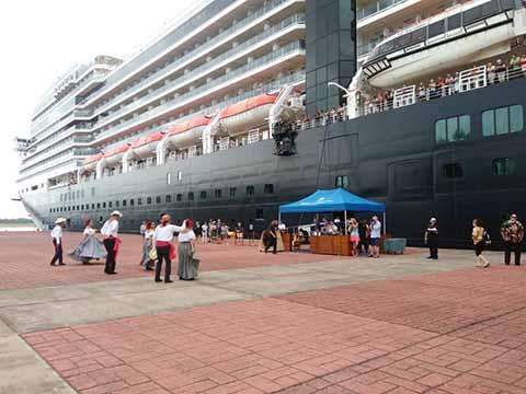 "Con Arribo del ""Island Princess"" Termina Temporada de Cruceros"