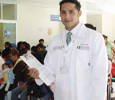 Garantiza Seguro Popular Derecho a la Salud Para Todos