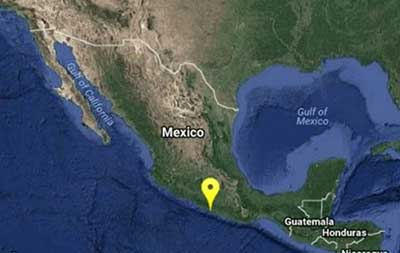 Sismos Sacuden Guerrero, Oaxaca, BCS y Jalisco