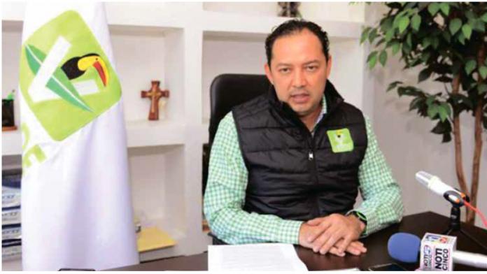 PVEM Elegirá Candidatos en Chiapas Abre las Puertas al Frente y a Morena