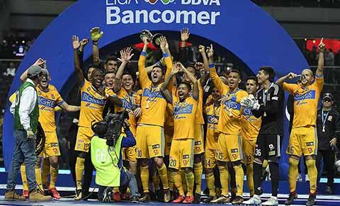 Tigres es Nuevo Campeón del Futbol Mexicano