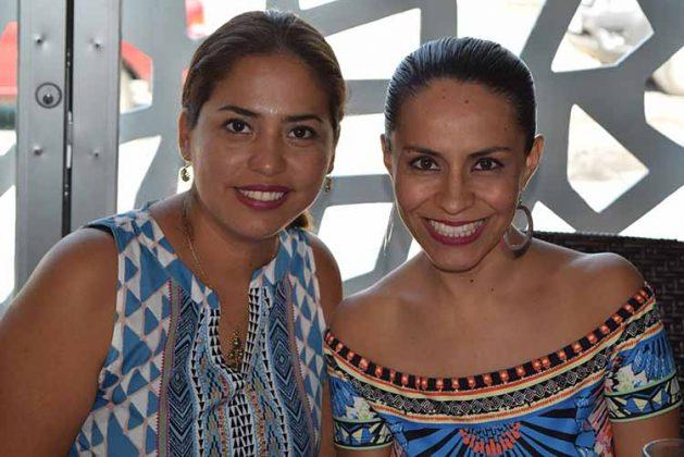 Vicky Martínez, Nery Vargas.