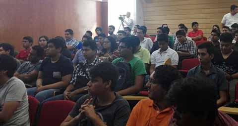 Vincula UPTAP a Jóvenes en Evento Internacional