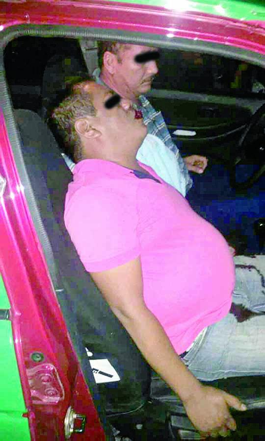 Asesinan a Maestro de un Balazo en la Cabeza