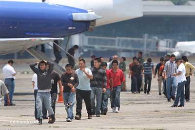 Disminuyen Deportaciones de Migrantes en Estados Unidos