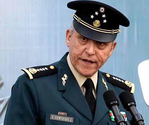 Ejército Acatará Fallo de la SCJN Sobre la Ley de Seguridad Interior: Cienfuegos