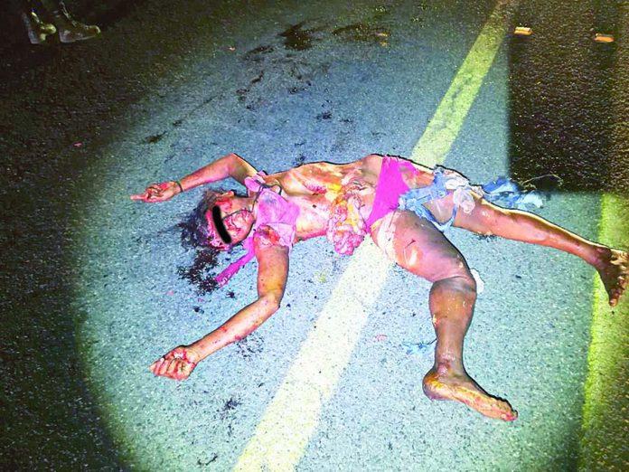 Matan a Hombre en la Carretera