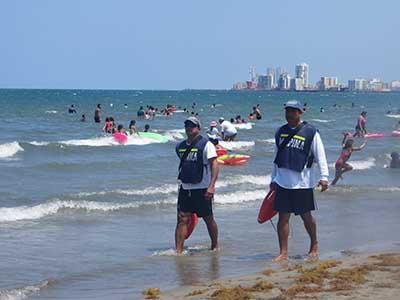 SEMAR Vigilará 145 Playas Durante Periodo Vacacional