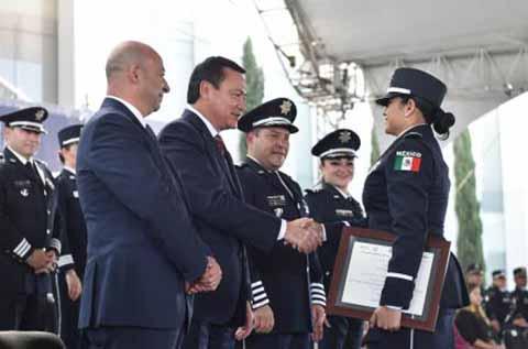No se Permitirá que la Delincuencia Lastime los Comicios del 2018: Osorio Chong