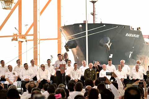 Además del Corredor Interoceánico de Tehuantepec y Progreso, otras ZEE están ubicadas en el puerto de Lázaro Cárdenas, Michoacán, y otra en Puerto Chiapas