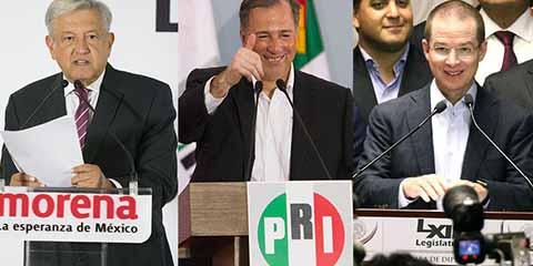 A Precandidatos Presidenciales Urge INE Reportar sus Gastos