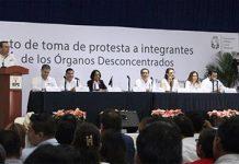 IEPC de Chiapas Toma Protesta a Consejeros que Organizarán Elección