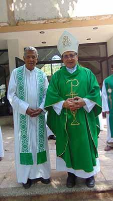 Arzobispo de Tuxtla Gutiérrez, Visita la Diócesis de Tapachula
