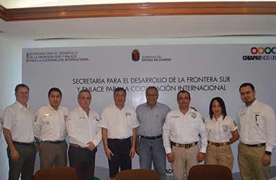Embajador de México en Guatemala Realiza Visita de Trabajo en Tapachula
