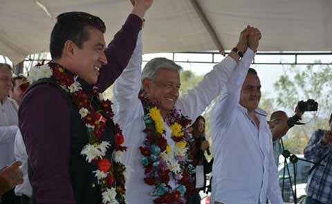Cuauhtémoc Blanco Será Precandidato de Morena a Gubernatura en Morelos: AMLO