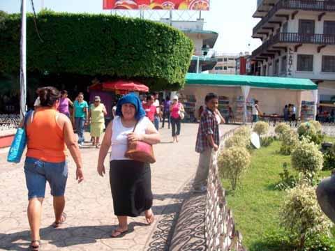 Tapachula, Ciudad Más Calurosa del País Durante el Invierno