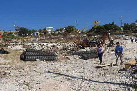 Inicia Construcción de Aulas en Planteles del CECyTE Chiapas