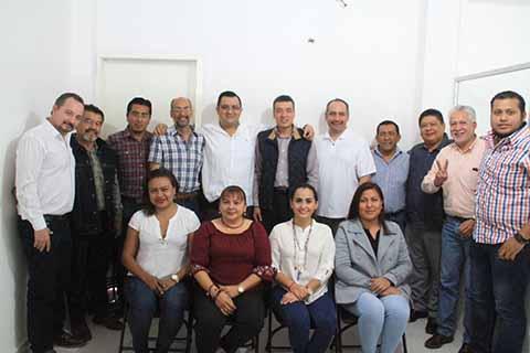 José Antonio Aguilar Castillejos, Nuevo Dirigente de MORENA en Chiapas