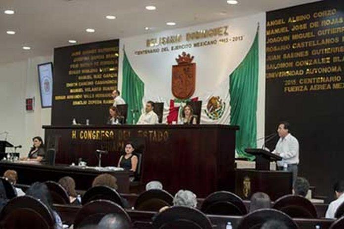 Congreso de Chiapas Aprueba Paquete Fiscal 2018; Mayor Apoyo a la Salud, Educación y Reconstrucción