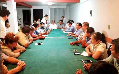 Ratifican a Gutiérrez Franco al Frente del COCOPARCI