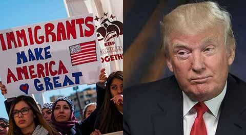 Acuerdo Sobre DACA, Sólo si hay Muro en la Frontera con México, Insiste Trump